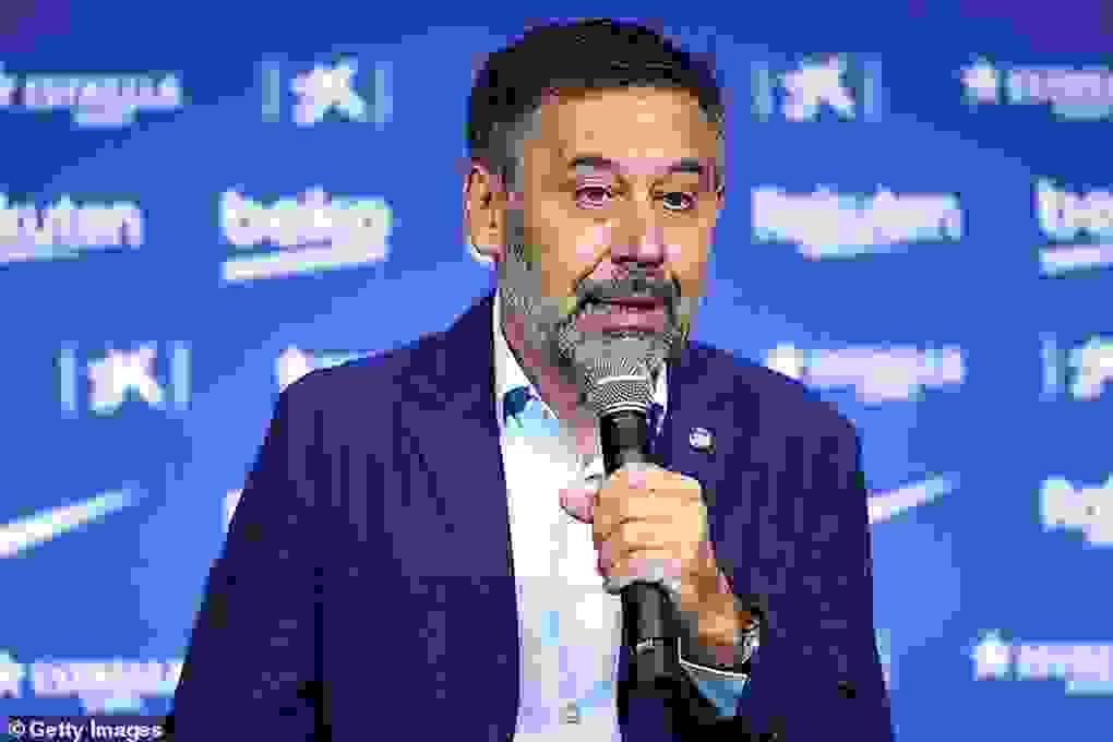 """Chủ tịch Barcelona: """"Tôi sẽ không từ chức vì Messi"""""""