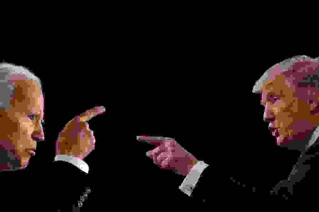 Bầu cử Mỹ 2020: Donald Trump - Joe Biden - hai thái cực đối lập
