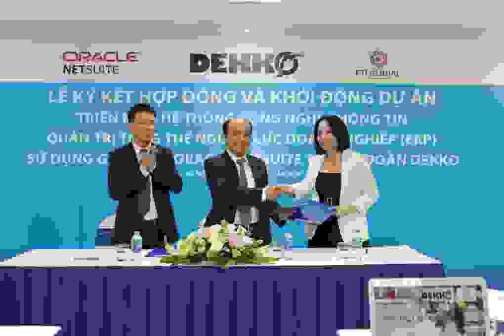 DEKKO triển khai hệ thống công nghệ thông tin quản trị tổng thể nguồn lực doanh nghiệp