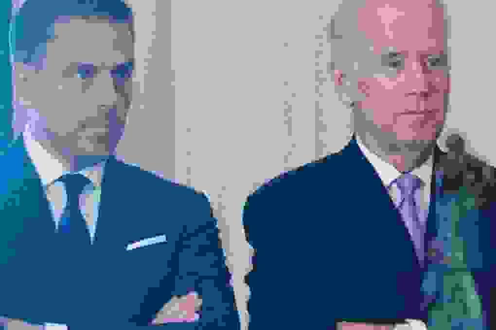 """Ông Biden nói cáo buộc nhằm vào con trai là """"thông tin rác rưởi"""""""