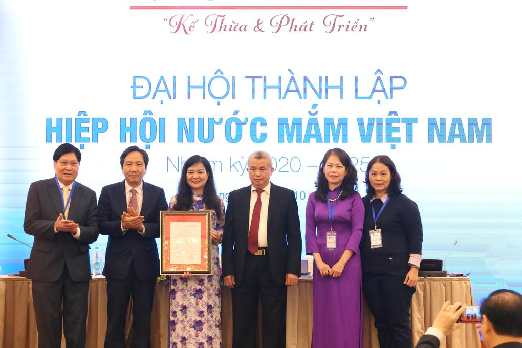 Thành lập Hiệp hội Nước mắm Việt Nam