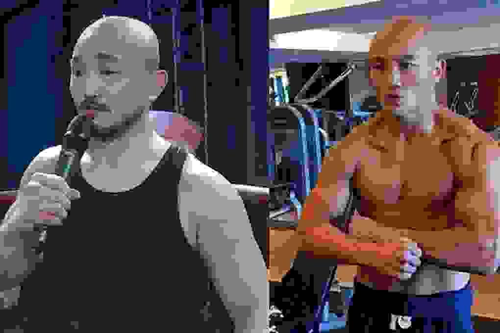 """""""Đệ nhất Thiếu Lâm"""" khoe thân hình rắn chắc, sẵn sàng đấu với Mike Tyson"""
