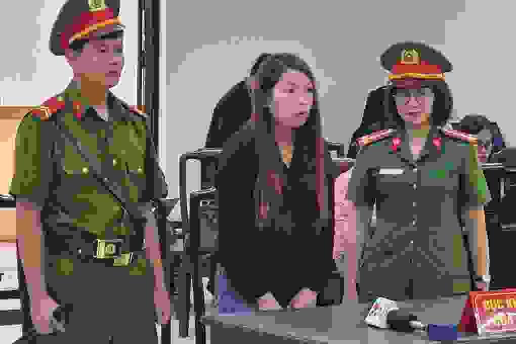 """""""Nữ quái"""" bắt cóc cháu bé 2 tuổi ở Bắc Ninh hầu tòa"""