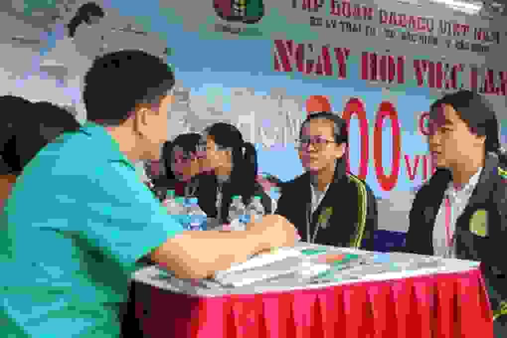 Gần 3.700 chỉ tiêu tuyển dụng tại Ngày hội Việc làm 2020