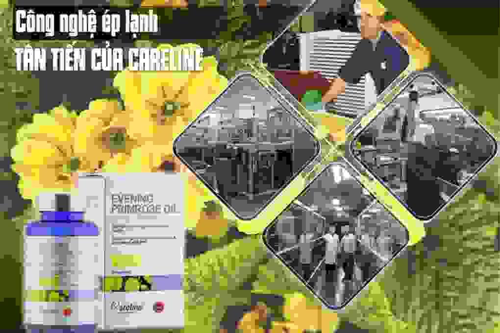 Công nghệ ép lạnh - Điều làm nên sự khác biệt của tinh dầu hoa anh thảo Careline