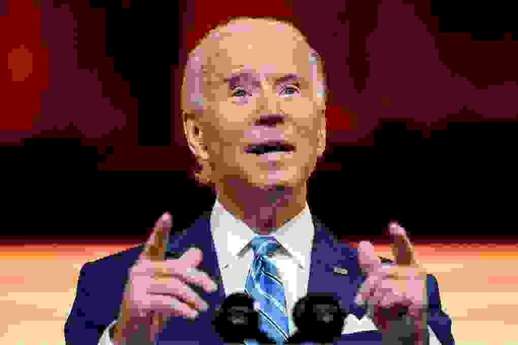 Ông Biden nhận báo cáo mật đầu tiên