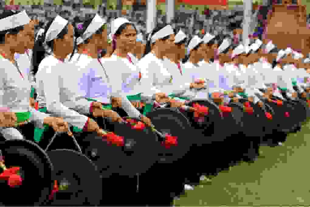 Ngày hội Văn hóa dân tộc Mường tại Thanh Hóa