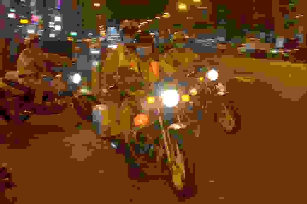 CSGT TPHCM ra quân chống đua xe trái phép
