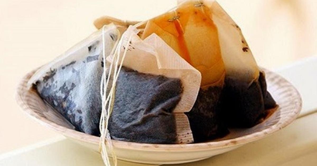 8 công dụng bất ngờ từ bã trà túi lọc | Báo Dân trí