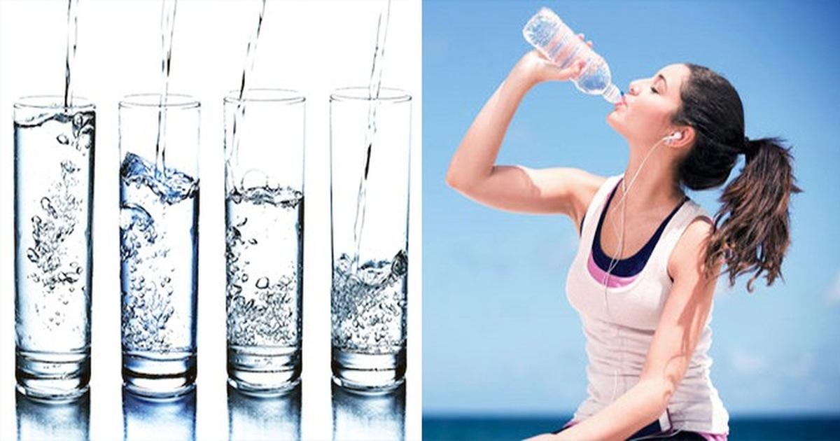 Bạn có cần phải uống đủ 2 lít nước mỗi ngày? | Báo Dân trí