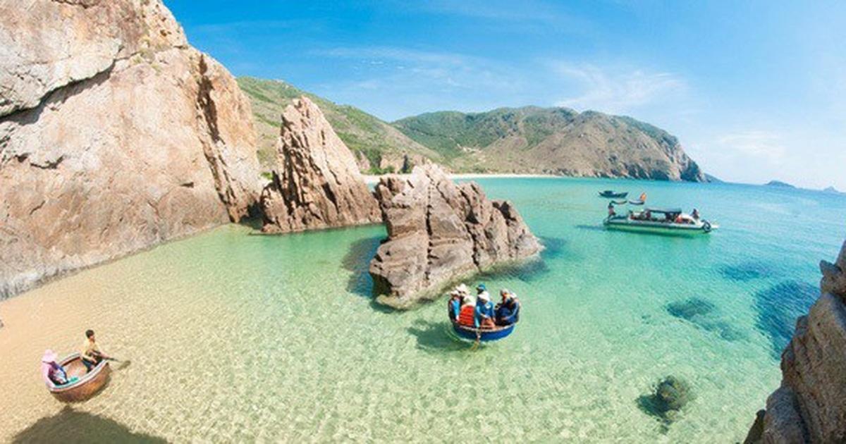 """Kỳ Co - Thiên đường biển đảo """"đẹp quên lối về"""" tại Quy Nhơn"""