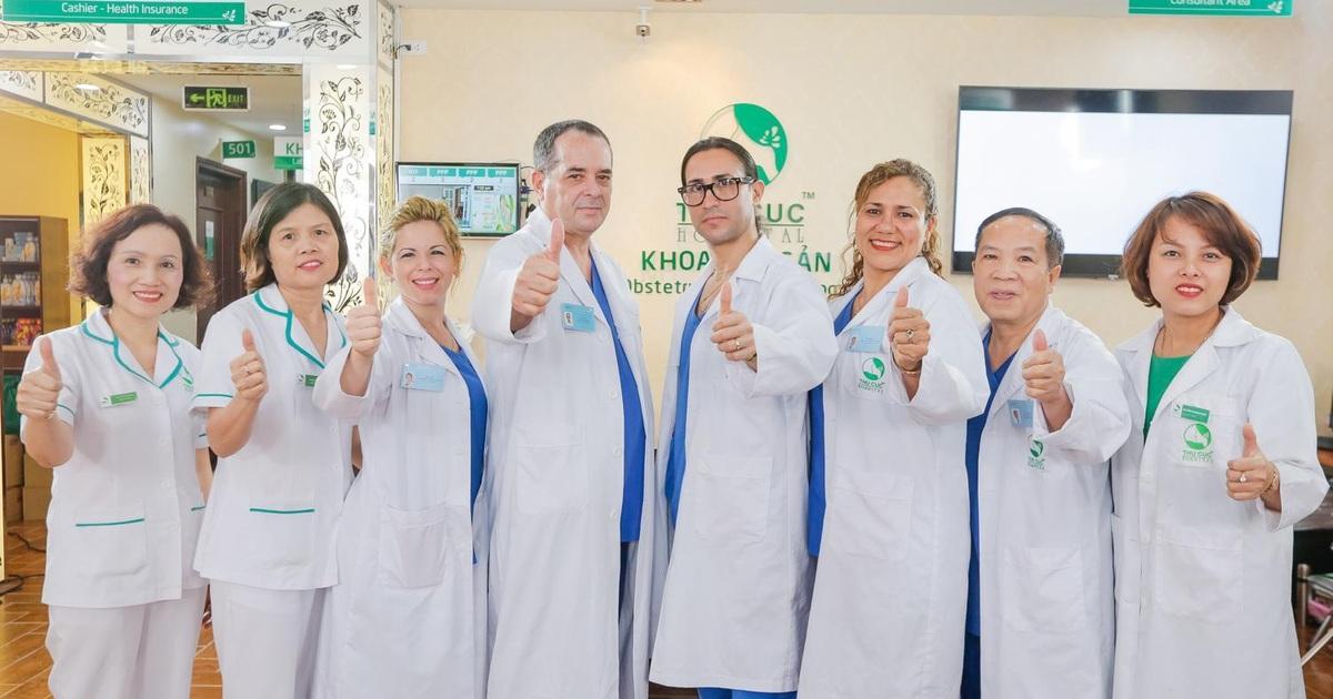Bệnh viện Thu Cúc đứng Top 3 trong khối bệnh viện tư - khẳng định ...