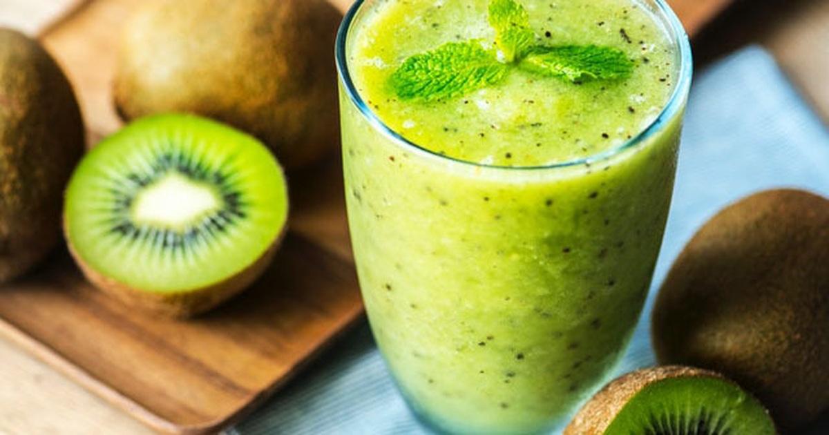 Kiwi chứa nhiều chất xơ, chất chống oxi hóa, nhiều loại vitamin và khoáng chất.