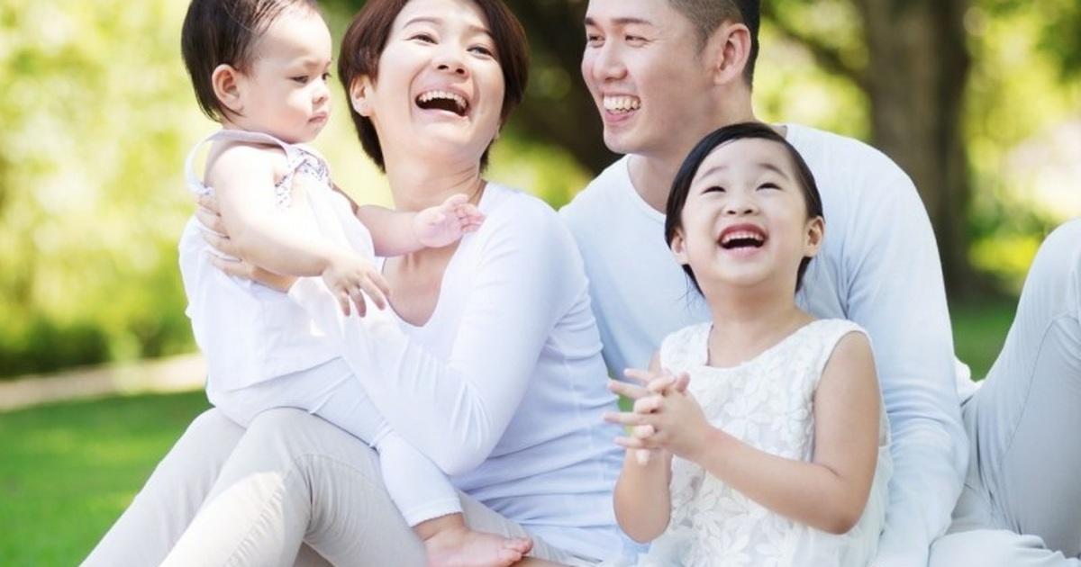 10 thói quen tạo nên một gia đình hạnh phúc   Báo Dân trí