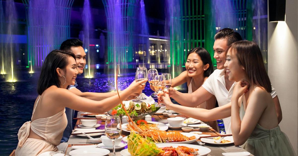 Trải nghiệm ẩm thực 5 sao tại Phú Quốc   Báo Dân trí