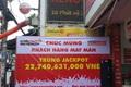 Hiếm hoi: Trúng Jackpot 23 tỷ đồng, người đàn ông xuất hiện không cần mặt nạ