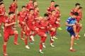 Đội tuyển Việt Nam tập bài lạ chờ đối đầu UAE ở Mỹ Đình