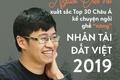 """Người Việt trẻ xuất sắc ở Châu Á kể chuyện ngồi ghế """"nóng"""" Nhân tài Đất Việt 2019"""