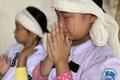 Cha đột ngột qua đời, hai con thơ khóc nghẹn trong đau đớn!