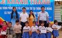 Khánh thành phòng học và cầu Dân trí tại vùng núi Phú Thọ