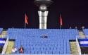 Chạnh lòng cảnh hiu hắt khán giả trận ra quân của U23 Việt Nam