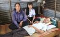 """Phú Yên: """"Vắt"""" sạch túi chỉ có được 300 nghìn đồng, người đàn ông đành ở nhà mặc cho bệnh tật giày vò"""