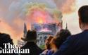 Lửa chấn chìm Nhà thờ Đức Bà Paris