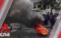 """Thủ đô Jakarta biến thành """"chiến trường"""" vì bạo động sau bầu cử"""
