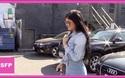 Kylie Jenner sải bước quyến rũ