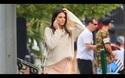 Kendall Jenner sải bước quyến rũ trên phố