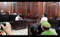 Vợ bác sĩ Chiêm Quốc Thai nói lời nói sau cùng.