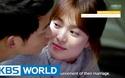 Chuyện tình thu hút của Song Hye Kyo và Song Joong Ki