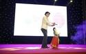 Độc đáo màn múa rối bellydance của nam sinh THPT chuyên ĐH Khoa học tự nhiên