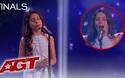 Choáng ngợp trước tài năng của cô bé sở hữu diện mạo và giọng hát như thiên thần