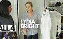 Lydia Bright hé lộ tủ đồ thời trang