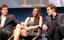 Nina Dobrev và Ian Somerhalder đi quảng bá phim