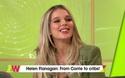 Helen Flanagan chia sẻ về chuyện bầu bí
