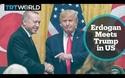 Tổng thống Thổ Nhĩ Kỳ gặp ông Trump tại Mỹ