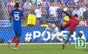 """Video khoảnh khắc """"vàng"""" Eder ghi bàn thắng tuyệt đẹp vào lưới Pháp"""