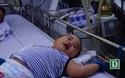 Trẻ điều trị tại Bệnh viện Nhi Đồng 1