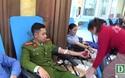 Thu 1.500 đơn vị máu trong ngày Chủ nhật đỏ
