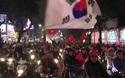 Không khí chiến thắng tại phố Hàng Bài, Hà Nội