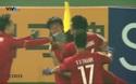 Cú sút 11m quyết định của Tiến Dũng vào lưới U23 Iraq