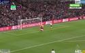 Sanchez bỏ lỡ cơ hội ghi bàn trong tình huống đối mặt với thủ thành Fulham