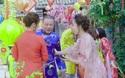 Cả gia đình Quán quân Sao Mai Thu Thuỷ cùng tham gia MV chúc Tết