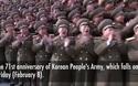 Ông Kim Jong-un thăm lực lượng vũ trang Triều Tiên