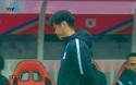 Jun Shuai gỡ hòa 1-1 cho Shandong Luneng