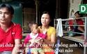 Cám cảnh đôi vợ chồng nghèo nuôi 3 đứa con thơ bại não