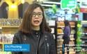 phỏng vấn cảm nhận của khách hàng sau khi thử trải nghiệm tính năng VinMart Scan & Go