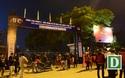 Người hâm mộ đến muộn xếp hàng vào sân Mỹ Đình theo dõi U23 Việt Nam gặp U23 Indonesia